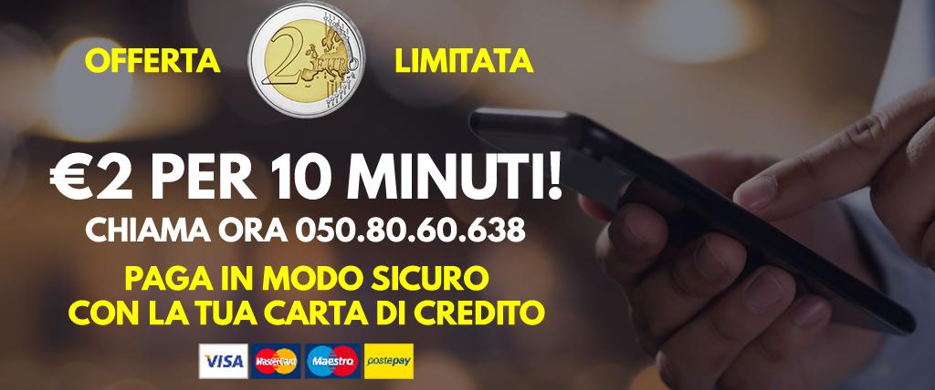 Cartomanzia 2 euro